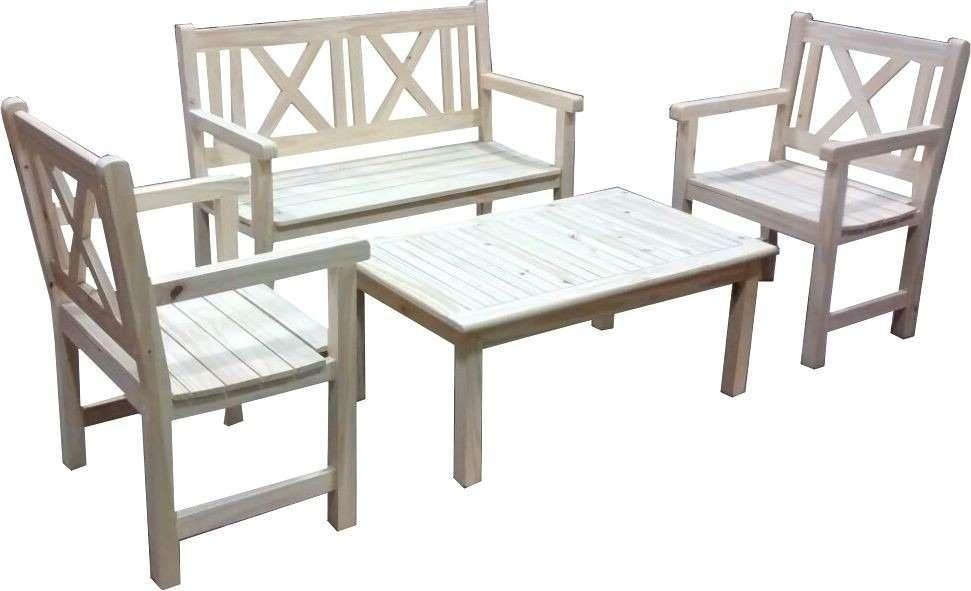 Juego de jardín Chelsea - Fabrica de muebles | Forestry | Muebles de ...