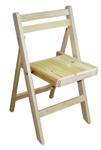 Silla dr al natural fabrica de muebles forestry for Silla escalera de madera plegable