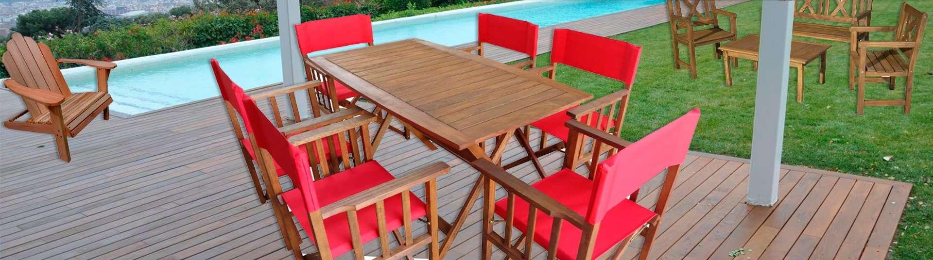Muebles de Jardin | Forestry | Muebles de Exterior | Mesas para Bar