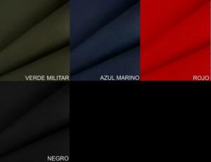 Colores de Lonas